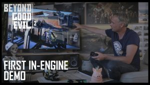 Beyond Good and Evil 2 - Demo in-engine