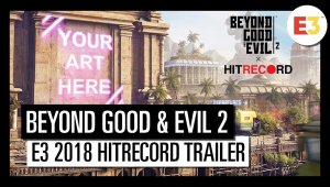 Beyond Good And Evil 2 - Tráiler de colaboración con Hitrecord 1