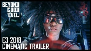Beyond Good & Evil 2 - Tráiler cinemático del E3