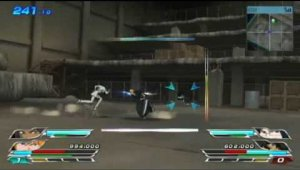 Bleach: Versus Crusade Gameplay