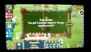 Blood Bowl PSP Gameplay