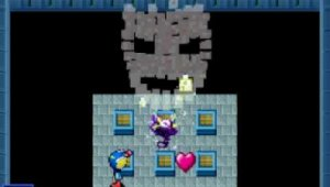Bomberman 2 Gameplay
