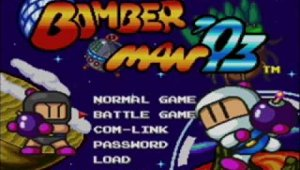 Bomberman '93 Multiplayer
