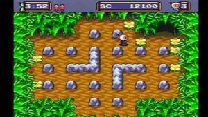 Bomberman ´94 Gameplay Area 1-3