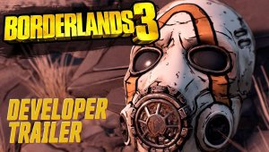 Borderlands 3 - Primer tráiler