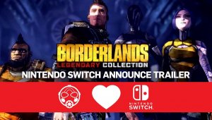 Borderlands Legendary Collection – Anuncio Nintendo Switch