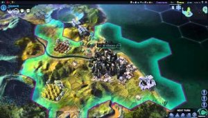 Breve gameplay de Civilization: Beyond Earth
