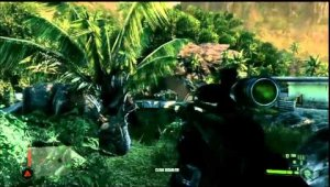 Breve gameplay de Crysis
