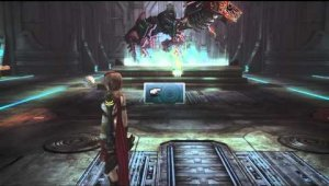 Breve secuencia de Final Fantasy XIII
