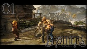 Brothers: a Tale of Two Sons Cap.1 - Dos hermanos