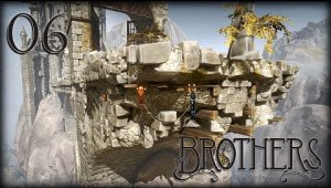 Brothers: a Tale of Two Sons Cap.6 - Escalada peligrosa
