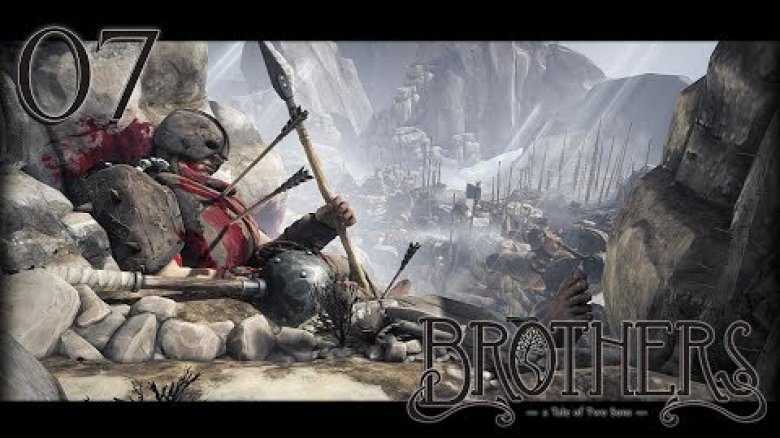 Brothers: a Tale of Two Sons Cap.7 - Muerte y sacrificio
