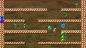Bubble Bobble Gameplay 2