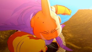 Buu se une a Dragon Ball Z: Kakarot