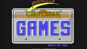 California Games Intro