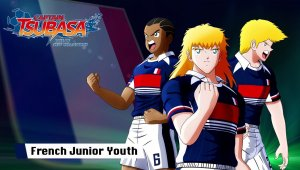 Captain Tsubasa: Rise of New Champions - French Junior Youth Trailer