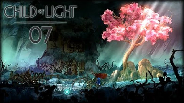 Child of Light - Cap.7 La casa del abuelo Capilli