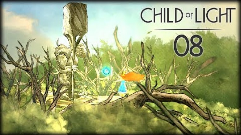 Child of Light - Cap.8 El aprieto del Golem