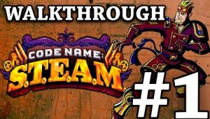 Codename S.T.E.A.M. Demo | Walkthrough | #1