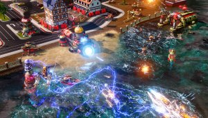 Command & Conquer Red Alert 3 Trailer 2