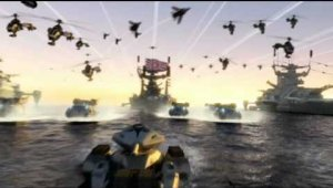 Command & Conquer Red Alert 3 Trailer