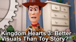 Comparativa: Toy Story vs Kingdom Hearts 3 Toy Story
