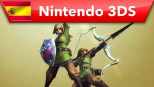 Consigue el atuendo de Link en Monster Hunter 4 Ultimate