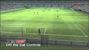 "Controles ""Off the Ball"""