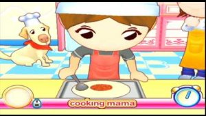 Cooking Mama 2 World Kitchen Gameplay trailer