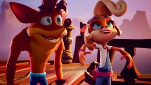 Crash Bandicoot™ 4: It's About Time – Tráiler Nuevas Plataformas