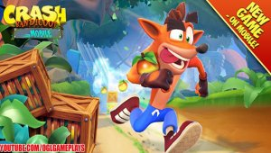 Crash Bandicoot Mobile (By King)