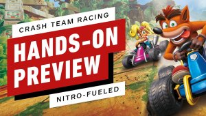 Crash Team Racing: Nitro Fueled Preview