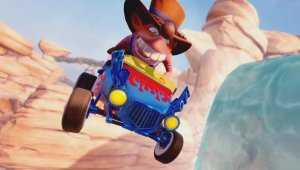 Crash Team Racing Nitro-Fueled tráiler de personalización
