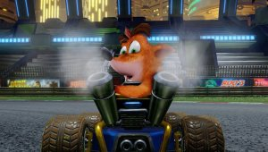 Crash Team Racing Nitro-Fueled: Tráiler oficial de The Game Awards 2018