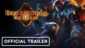 Darksiders Genesis - Teaser Trailer