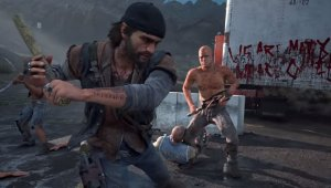 Days Gone - Gameplay de combate