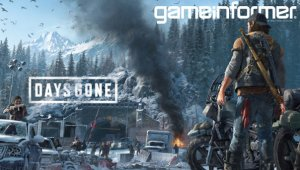 Days Gone - Vídeo con material gameplay