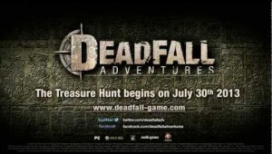 Deadfall Adventures - Announcement Trailer