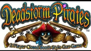 Deadstorm Pirates Arcade Game Trailer