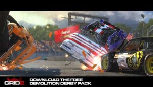 Demolition Derby - DLC gratuito