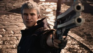 Devil May Cry 5 - Gameplay desde la Gamescom 2018