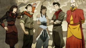 Diario de desarrollo de The Legend of Korra