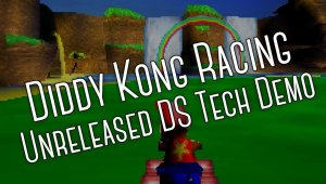Diddy Kong Racing Demo