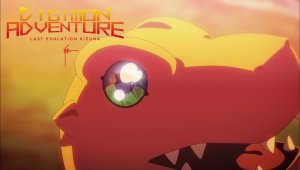 DIGIMON ADVENTURE: LAST EVOLUTION KIZUNA - Trailer