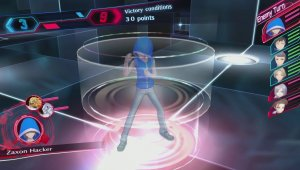 Digimon Story: Cyber Sleuth Hacker's Memory - Domination Battle Gameplay