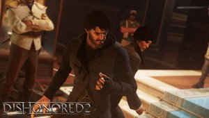 Dishonored 2 – Corvo Attano en acción