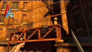 Dishonored: The Knife of Dunwall Gameplay