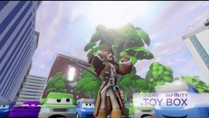 DISNEY INFINITY: Captain Jack Sparrow