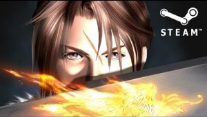Disponible la descarga digital de Final Fantasy VIII en Steam