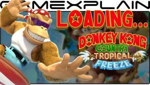 DKC: Tropical Freeze - Comparativa de los tiempos de carga